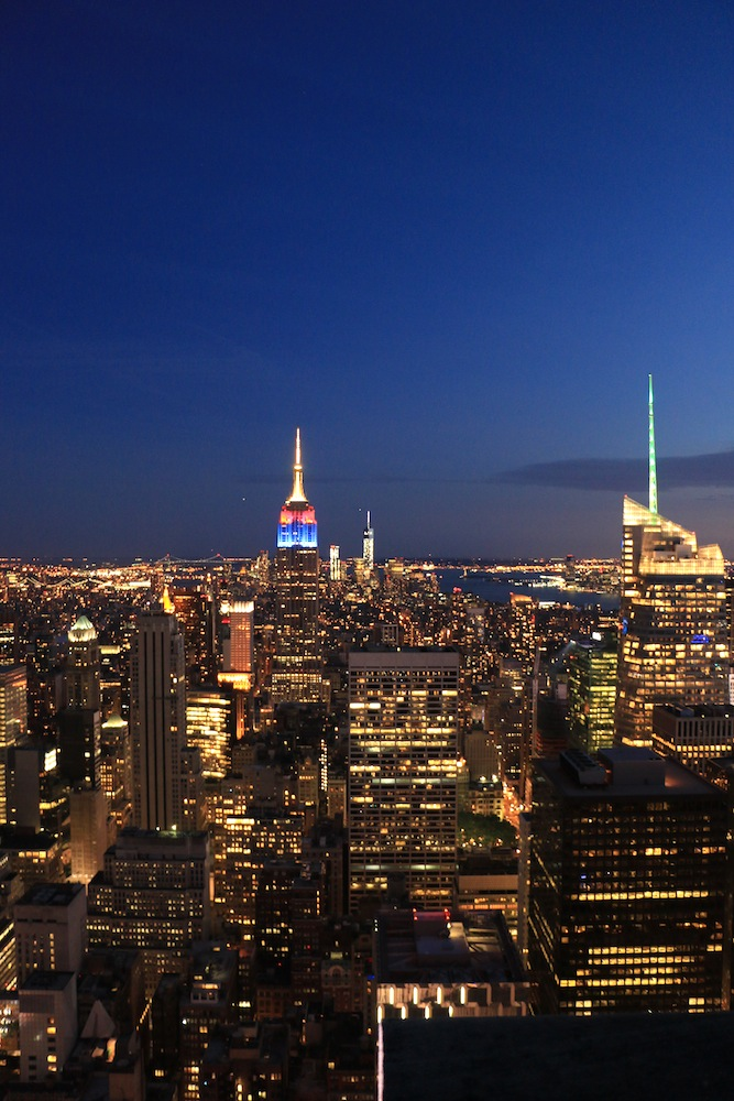 10 jours à new york