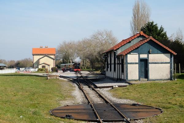 Gare du crotoy