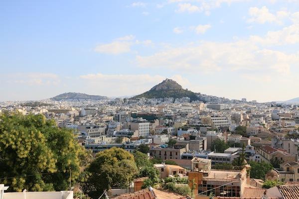 3 jours à Athènes