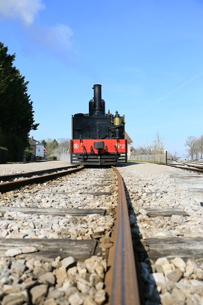 locomotive baie de somme