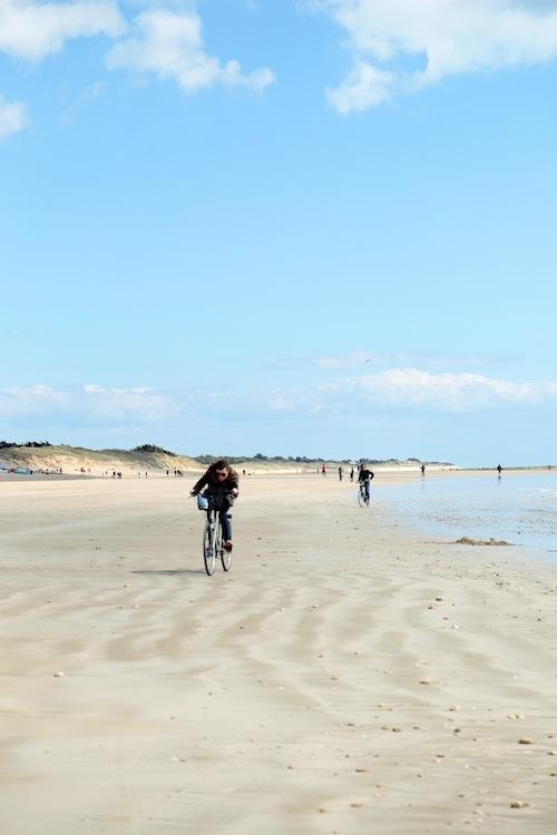 plage des gollandières