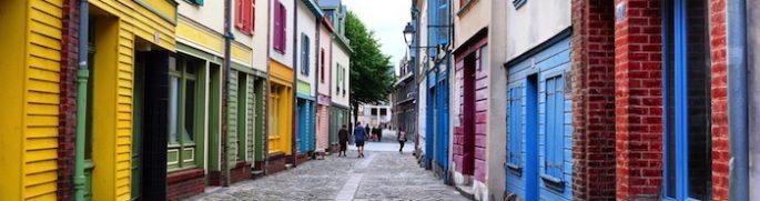 Amiens, la petite Venise du Nord