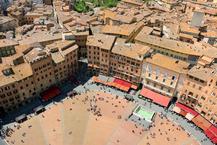 Toscane : Que voir à Sienne ?