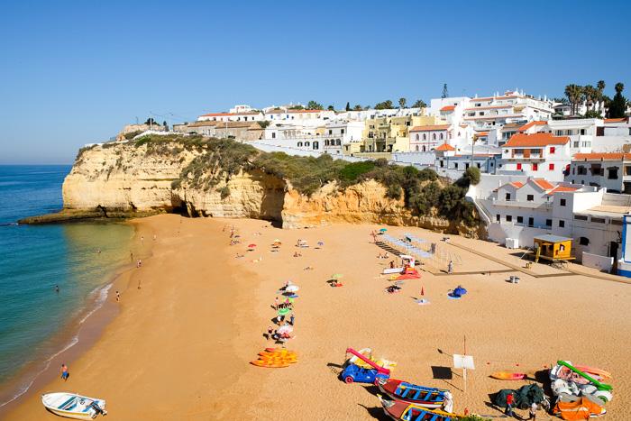 La côte sud de l'Algarve : Itinéraire et conseils