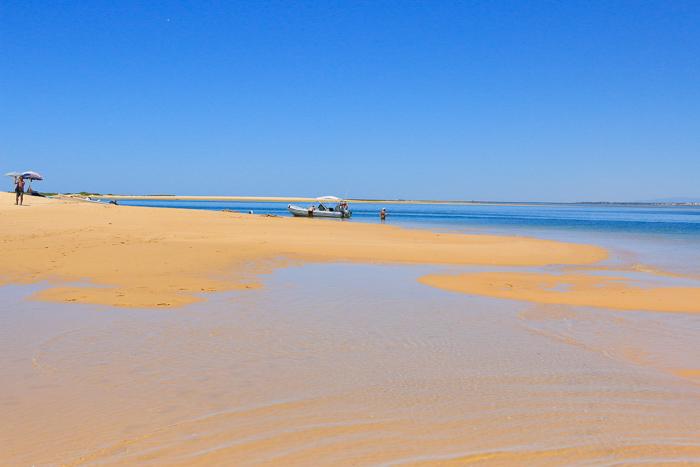 île déserte Formosa