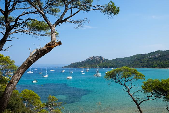 Que faire un week-end sur l'île de Porquerolles