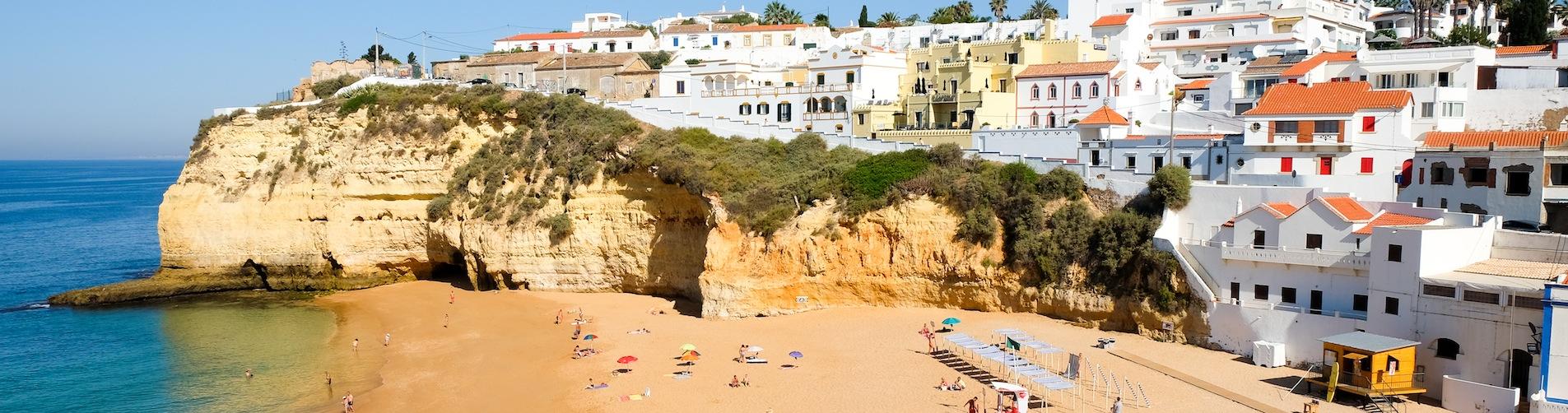 Le sud de l'Algarve