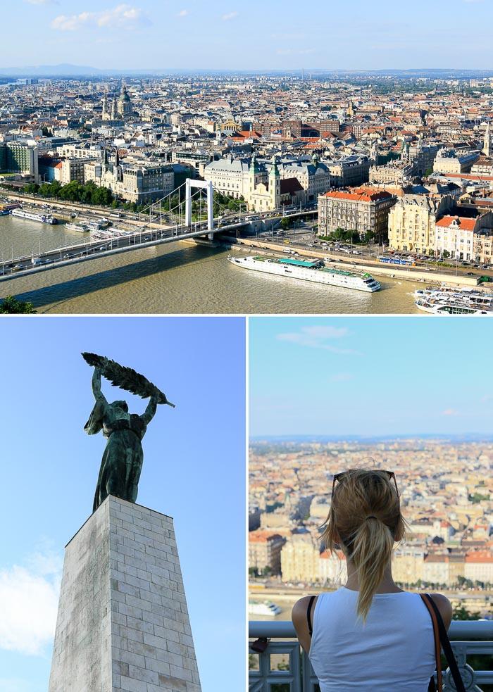 Budapest Mont Gellert