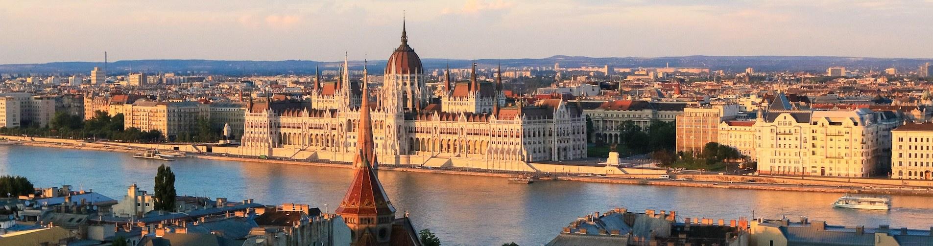 5 jours à Budapest