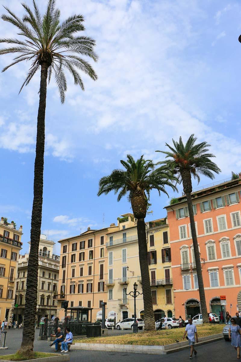 5 jours à Rome