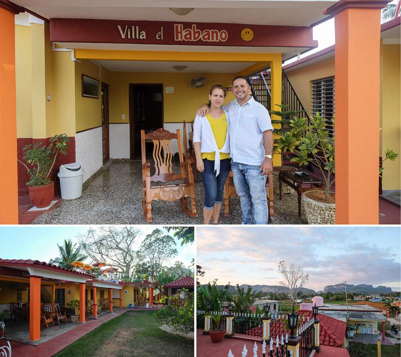 Villa El habano Vinales