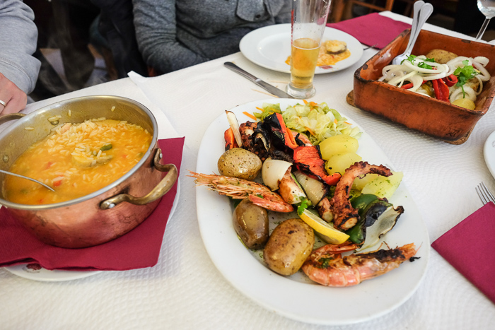 Ou manger à Porto