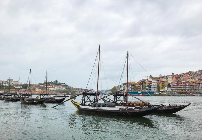 Vila Nova de Gaia porto