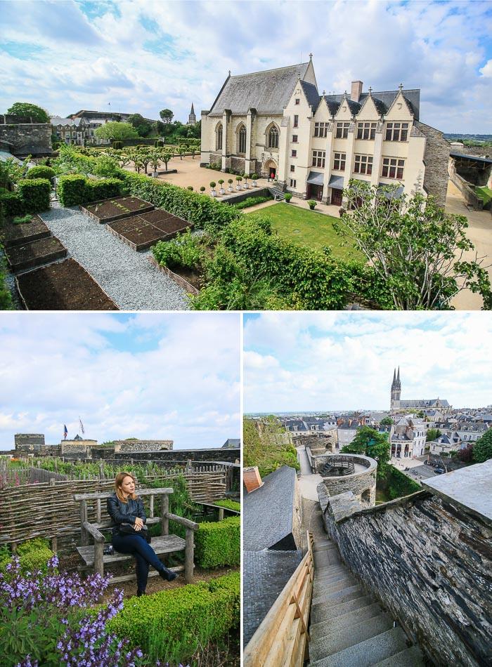 week-end Loire Angers