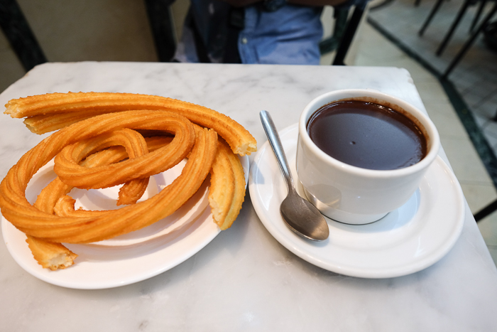 churros Chocolateria