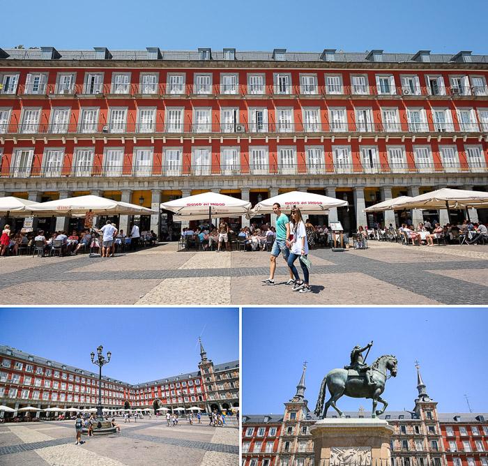 3 jours à Madrid