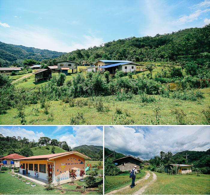 île de Borneo Malaisie