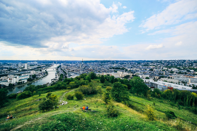 Rouen sainte-catherine