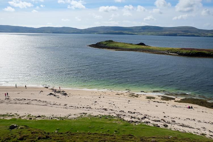 île de Skye Ecosse