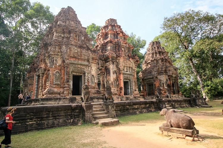 Angkor Cambodge