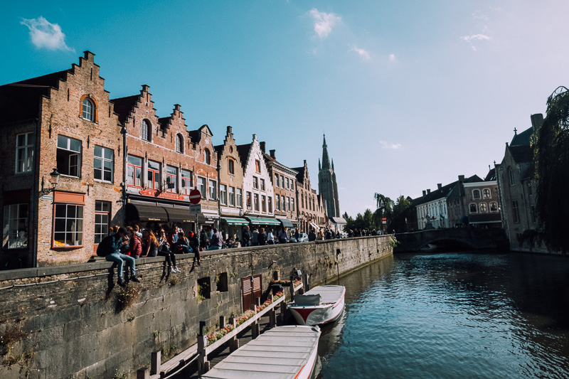 week-end Bruges