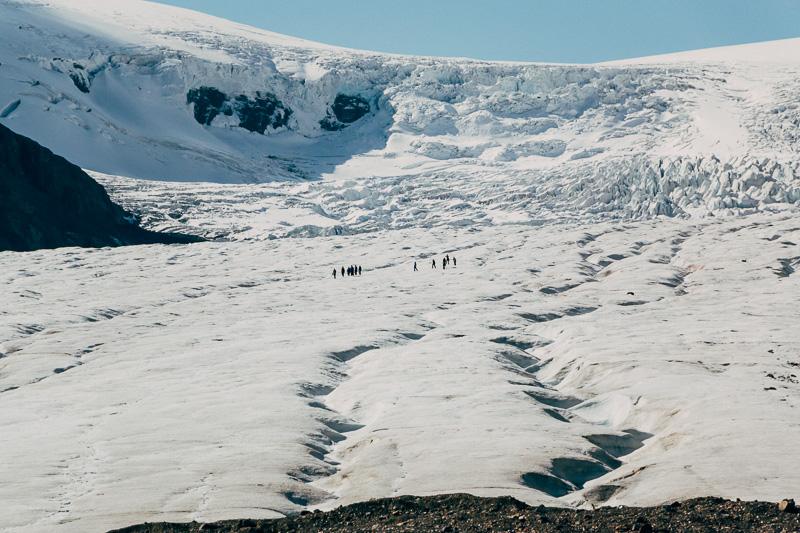 promenade des glaciers