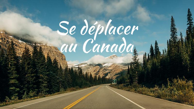 ouest canadien itinéraire