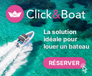 Réservez votre bateau !