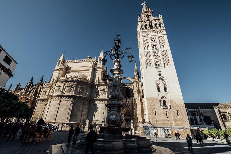 Séville cathédrale