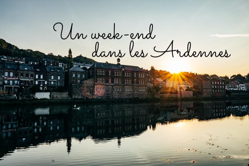 Week-end Ardennes